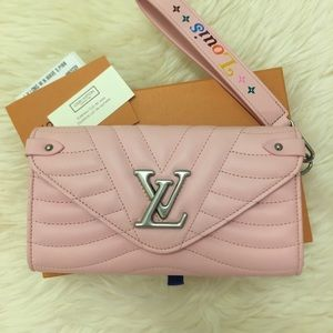 Louis Vuitton New Wave Long Wristlet Wallet